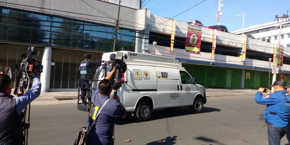 Dan cárcel preventiva a conductor de BMW que chocó en Reforma