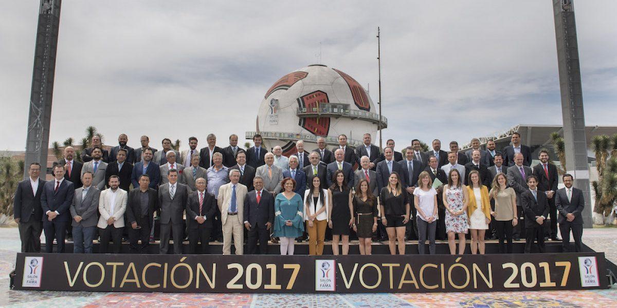 Valdarno y Guardiola encabezan la clase 2017 del Salón de la Fama del futbol