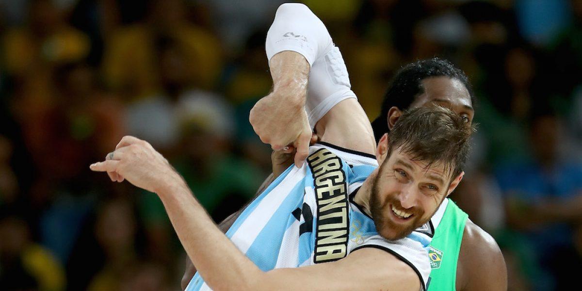 Argentino Andrés Nocioni dirá adiós al basquetbol