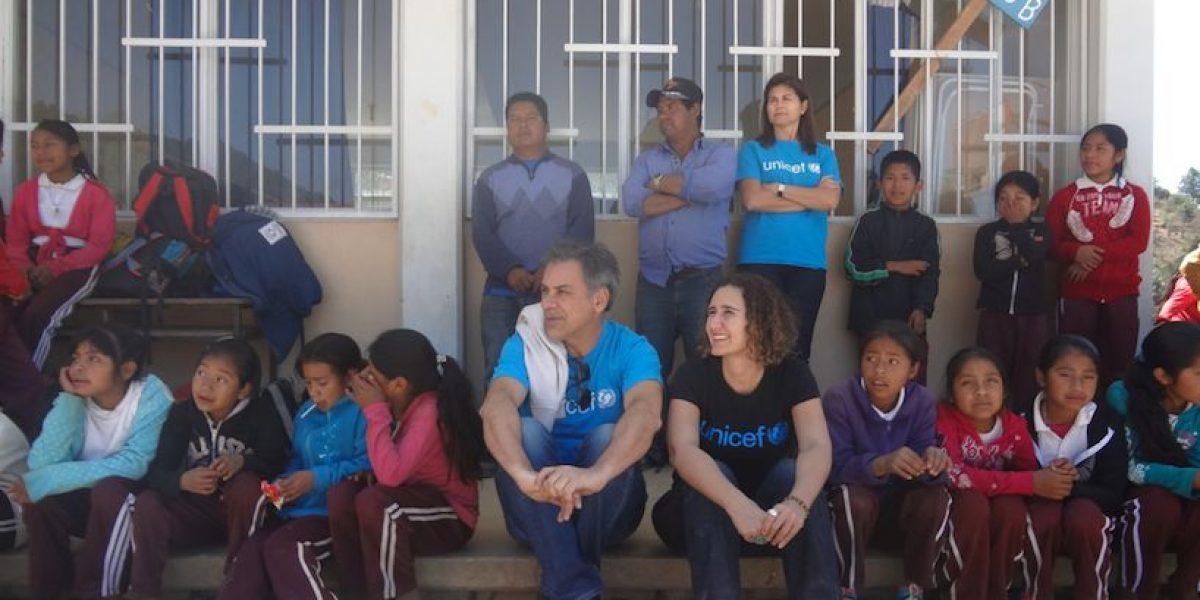 UNICEF y Mota-Engil México capacitan a niños y niñas de Guerrero