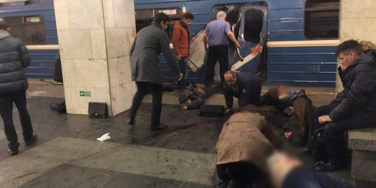 Expertos analizan el atentado en San Petersburgo