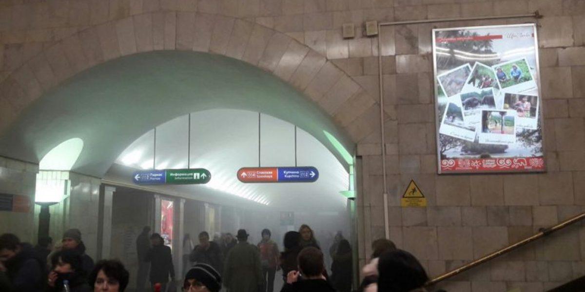 Un segundo ataque a metro en Rusia fue impedido