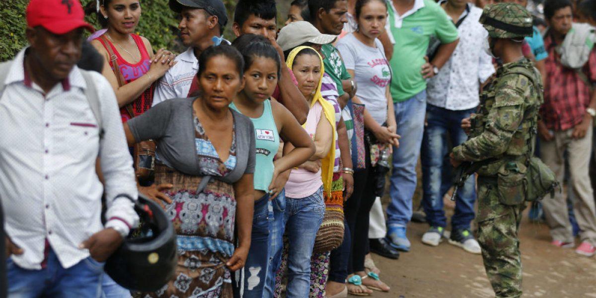 Sube a 254 el número de muertos por inundaciones en Colombia