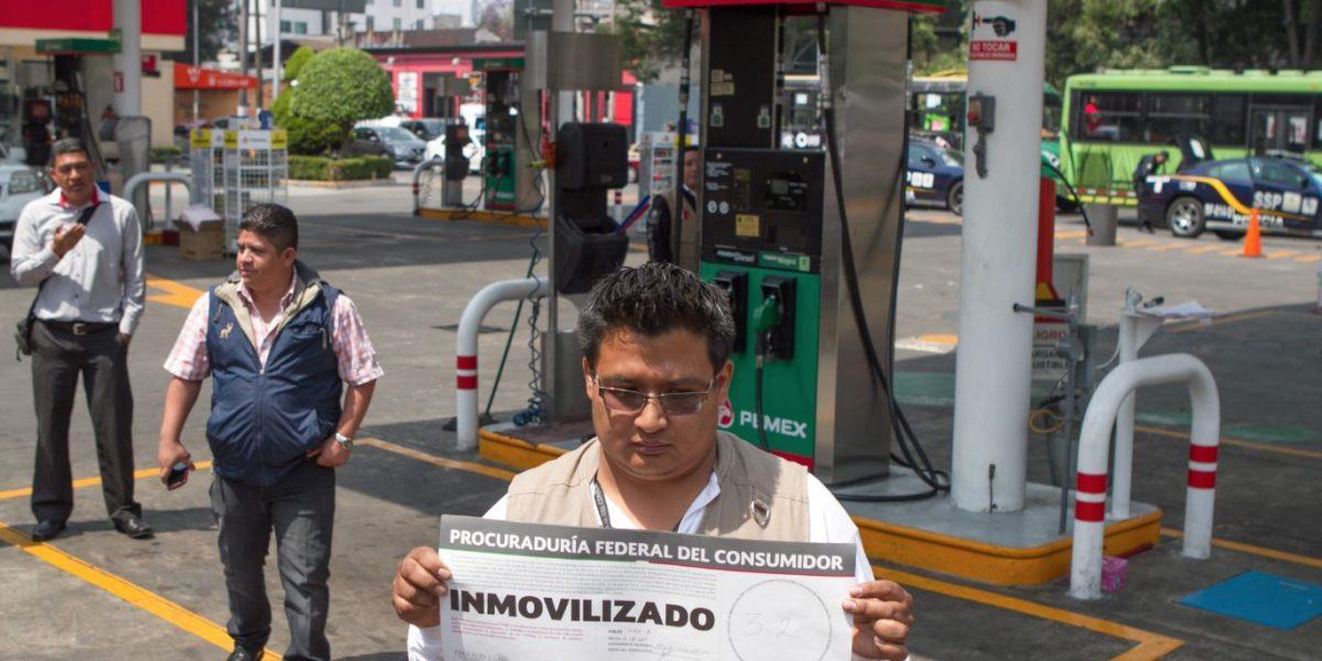 Profeco mantendrá verificaciones focalizadas en gasolineras