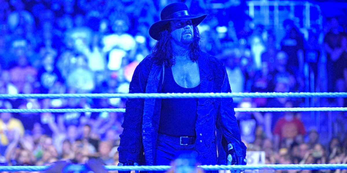 The Undertaker puso fin su carrera en Wrestlemania 33