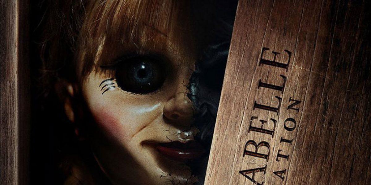 Annabelle: La Creación revela el terrorífico origen de la muñeca