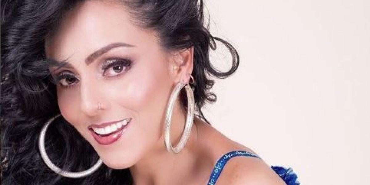 Ivonne Montero casi muere en un accidente de auto