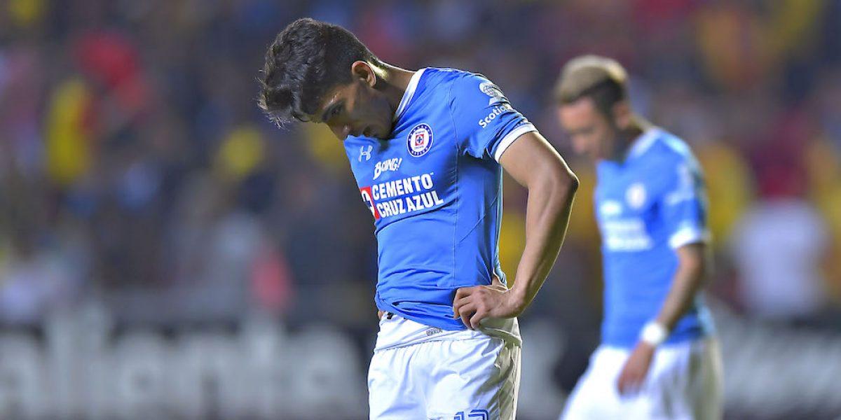 La Máquina se descarrila en la Copa MX