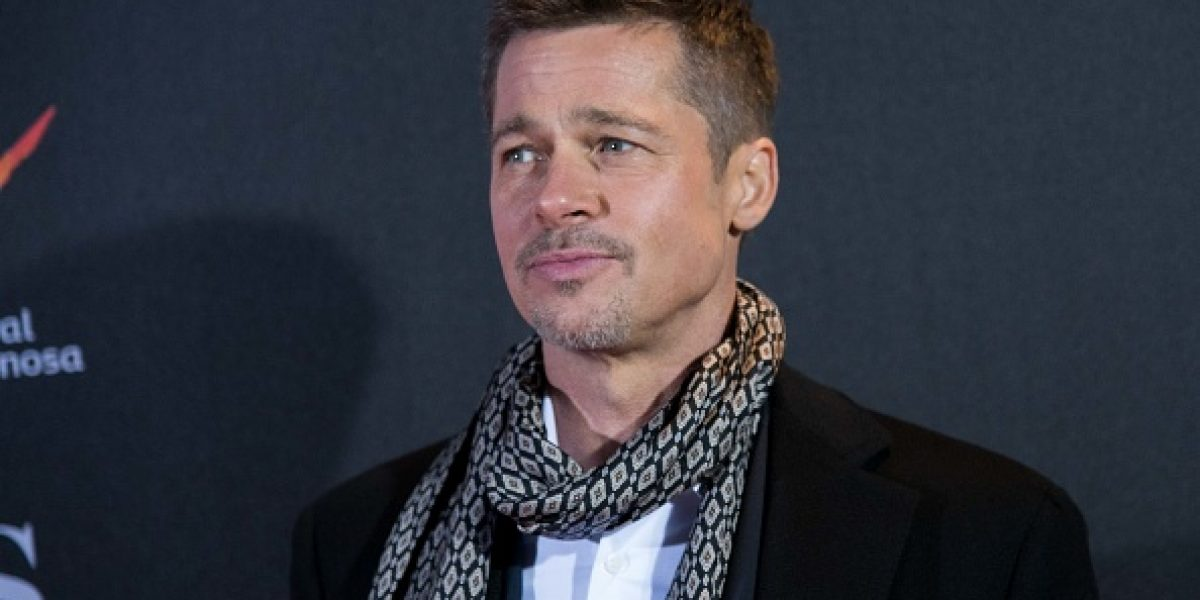 Brad Pitt reaparece luciendo extremadamente delgado