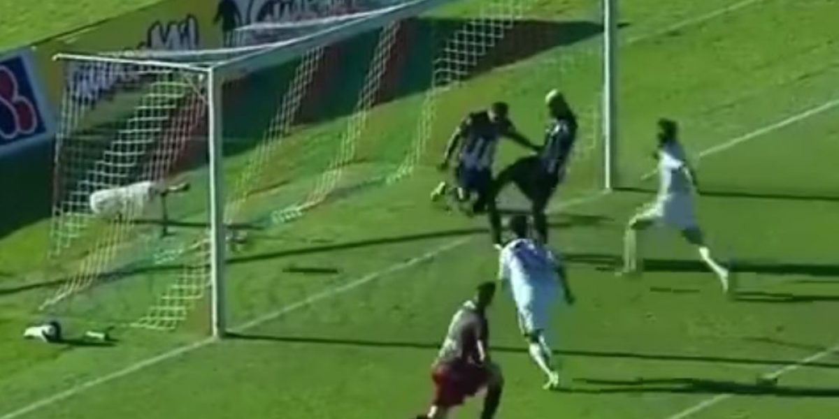 VIDEO: ¡Insólito! Le quita el gol a su propio compañero que había hecho una gran jugada