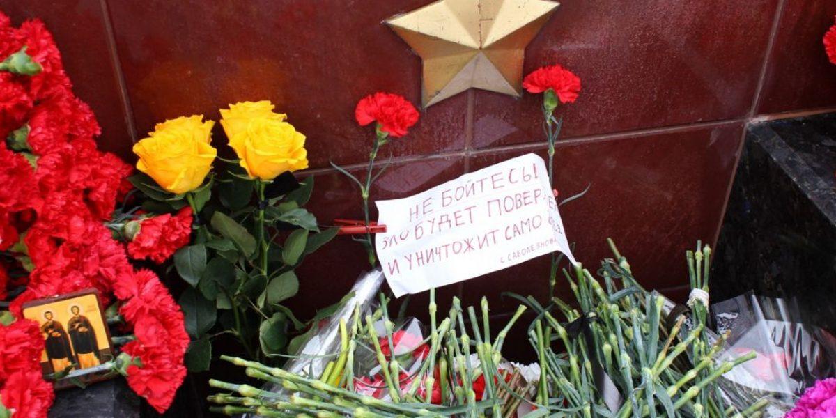 Artista de San Petersburgo se sacrificó para salvar la vida de su hija