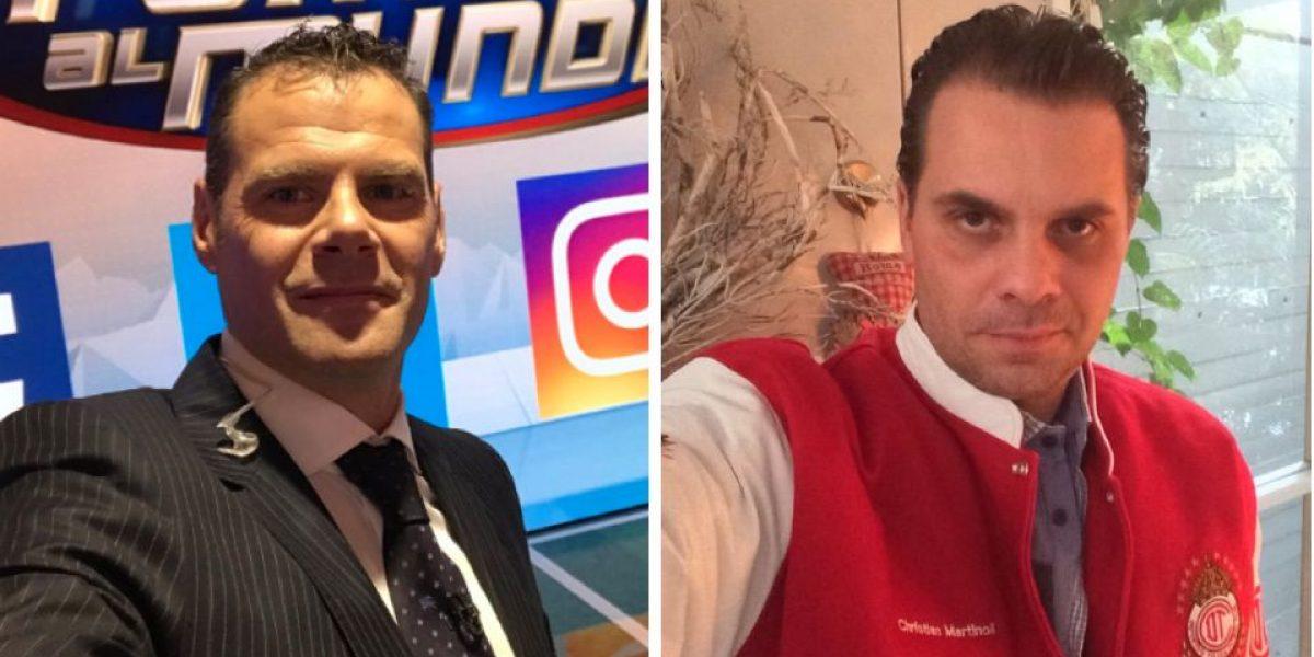 VIDEO: El día que Miguel Gurwitz le salvó la vida a Christian Martinoli