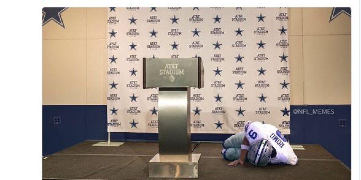 Memes: Tony Romo es la burla en redes sociales tras anunciar su retiro