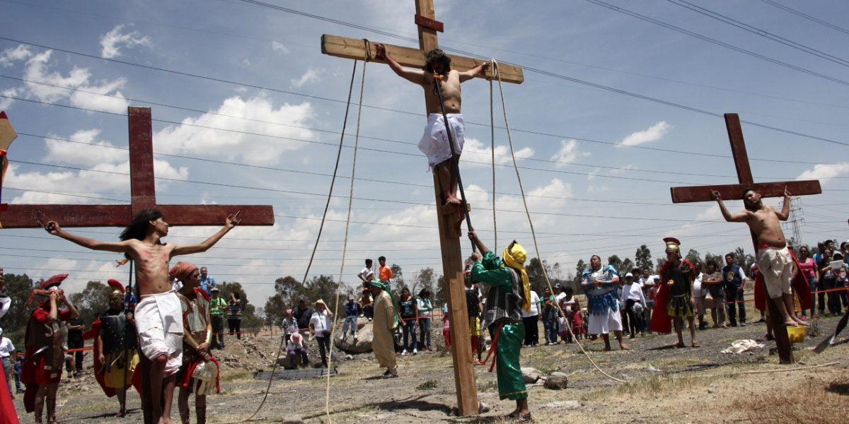 ¿Cuándo se celebra la Semana Santa ?