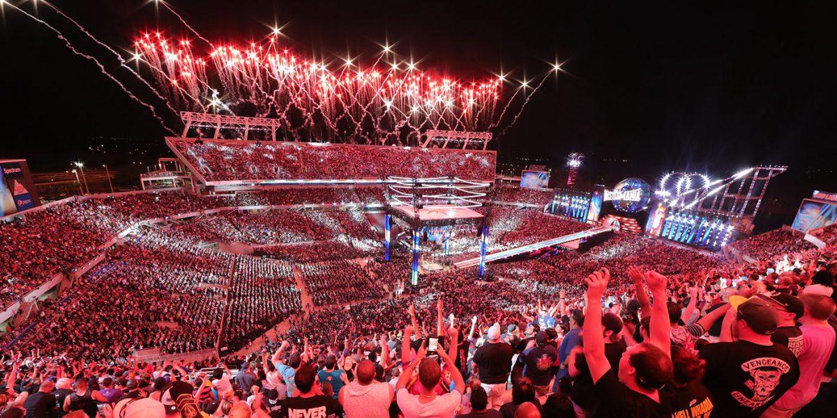 WrestleMania 33 rompió récord de asistencia y fondos recaudados