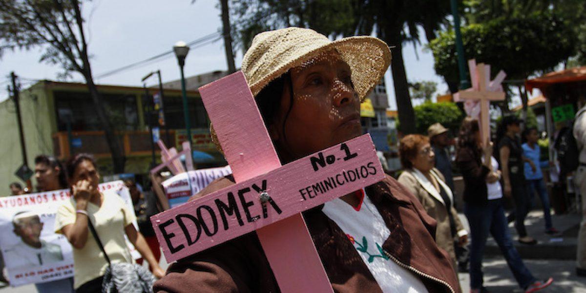 Proponen pena de muerte a feminicidas en Edomex