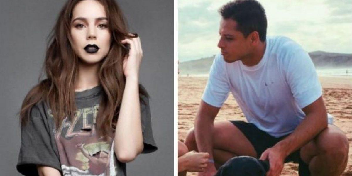La verdadera historia de la ruptura entre Chicharito y Camila Sodi