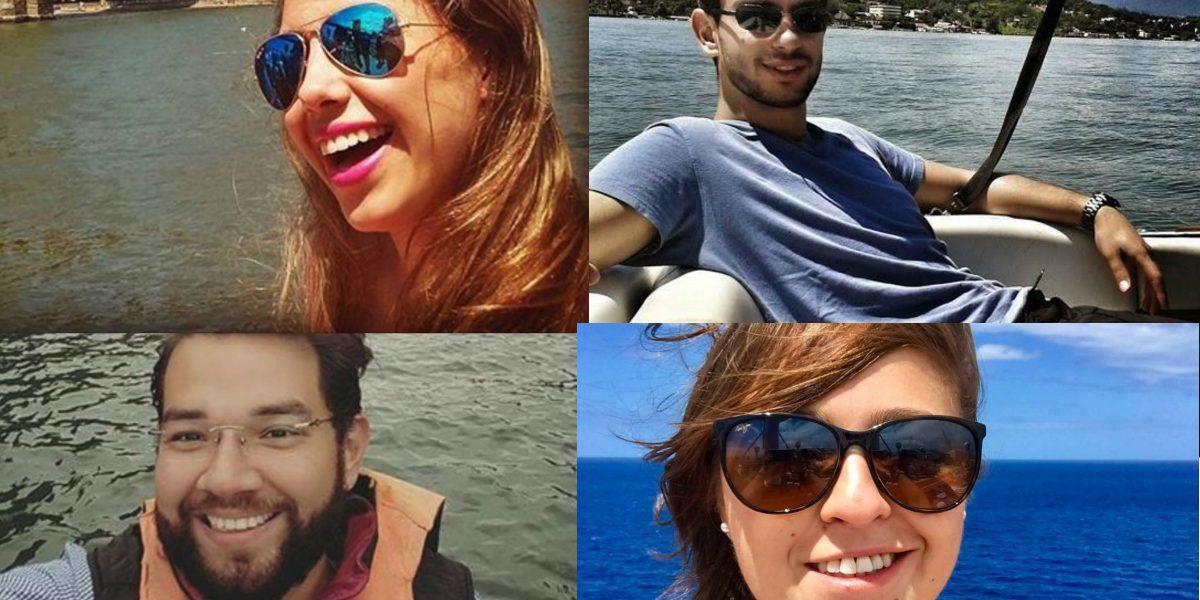 Facebook hace emotivo homenaje a las víctimas del choque en Reforma