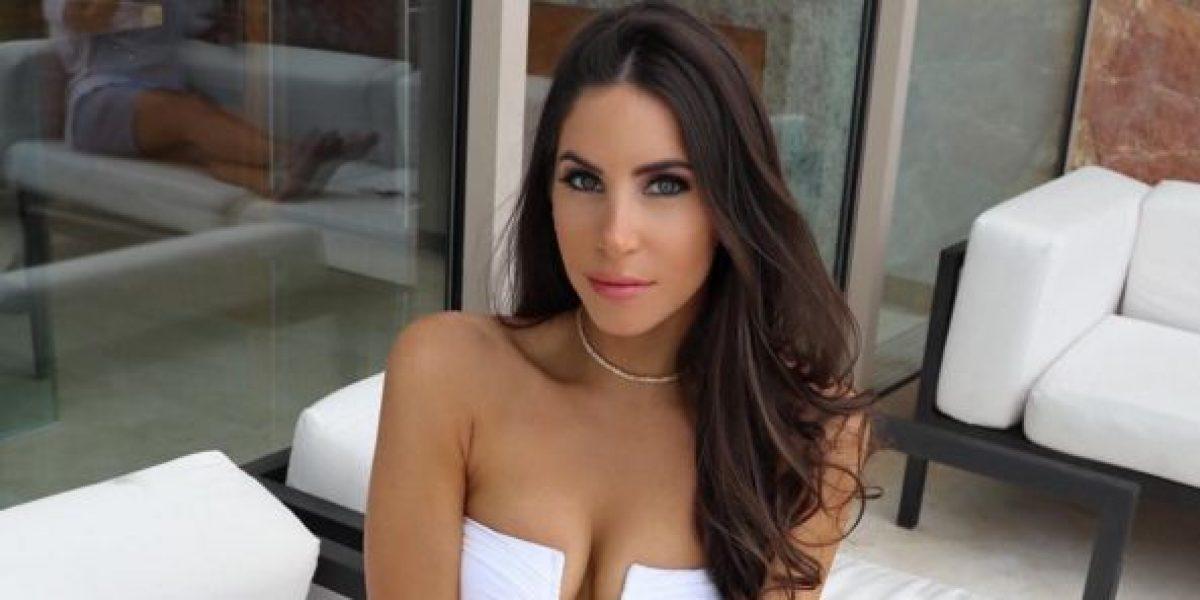 Jen Selter luce sus curvas en bikini y acapara las miradas en México