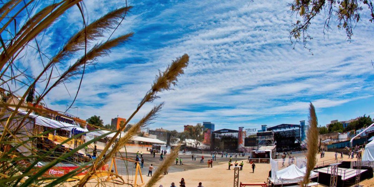 Cancelarán conciertos en Parque Trasloma para 2018