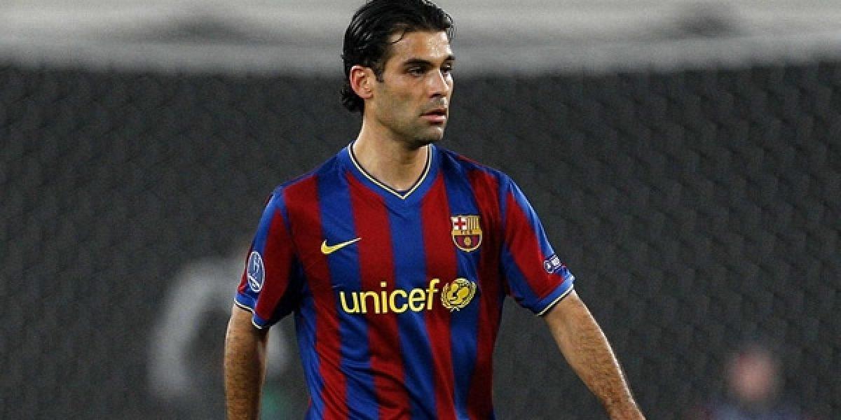 Rafa Márquez tiene la intención de volver al Barcelona