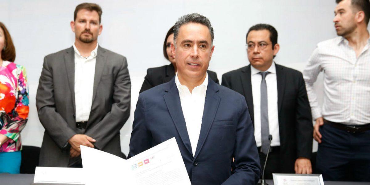#Confidencial: Guillermo Anaya duda en presentar su 3de3