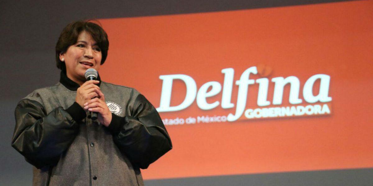 Delfina Gómez se autoliquidó con más de 400 mil pesos en Texcoco