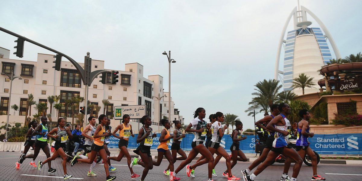 El maratón donde hombres y mujeres correrán separados