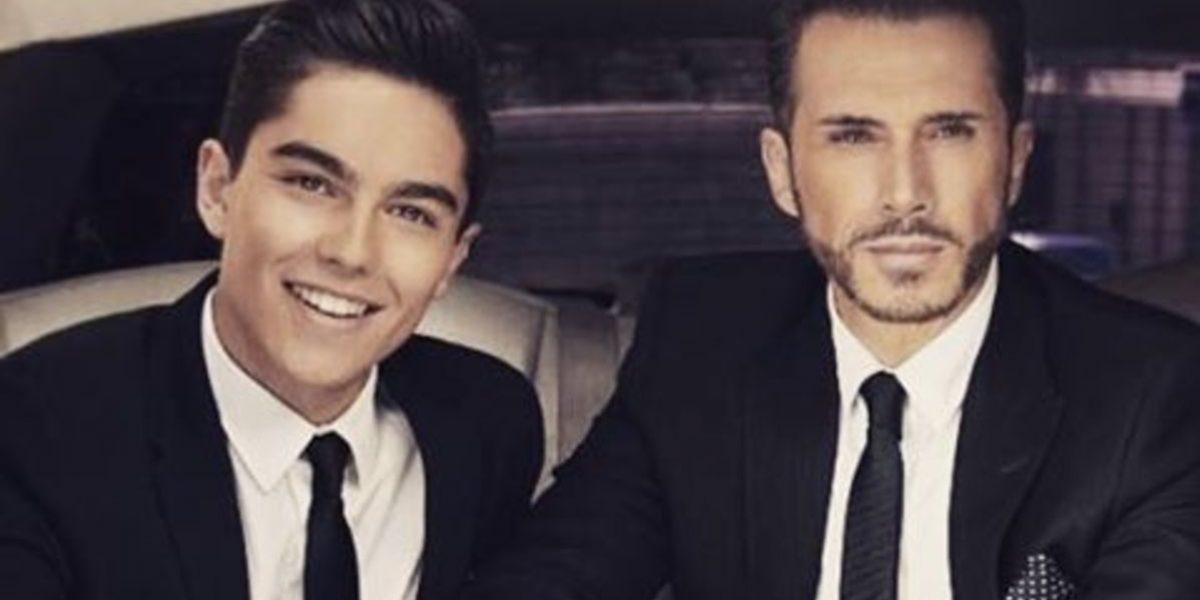 Sergio Mayer asegura que su hijo nunca estuvo enamorado de Natália Subtil