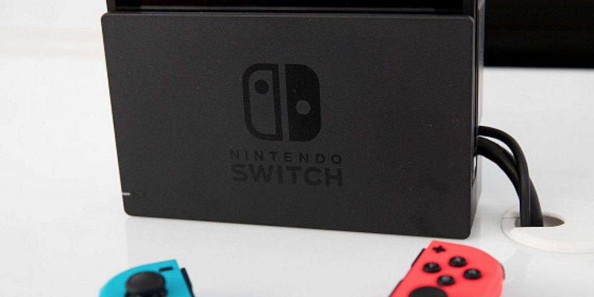 Usuarios del Nintendo Switch reportan que la consola se calienta tanto que se dobla