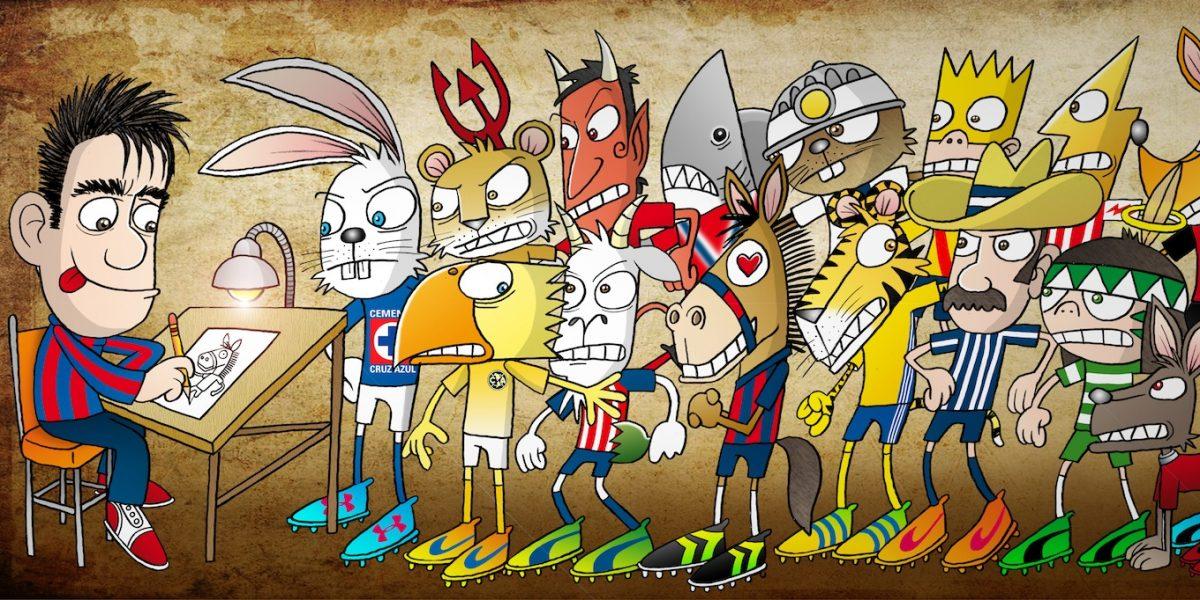 El cartón del día dedicado al mejor entrenador de la Liga MX