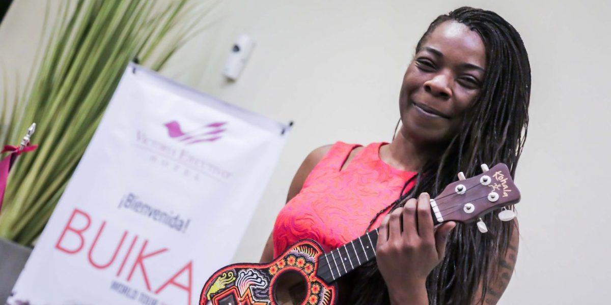 """Buika:  """"La música es una arma de construcción masiva"""""""
