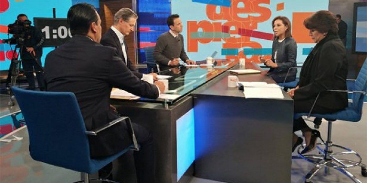 Candidatos al Edomex debaten por primera vez antes de las elecciones