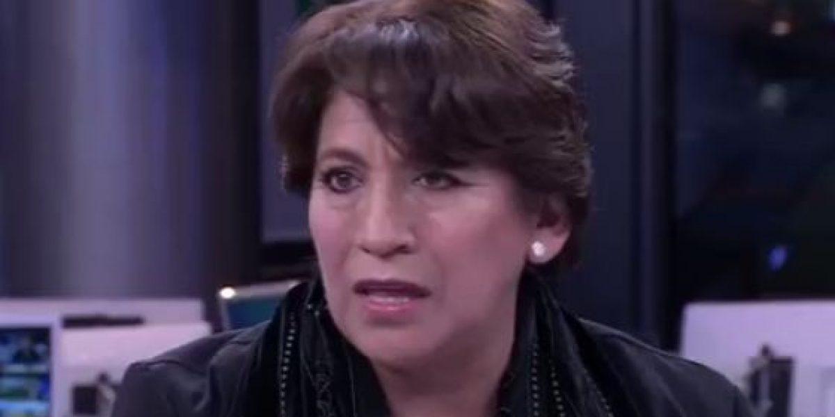 """""""Nadien hace nada"""" de la maestra Delfina desata burlas en Twitter"""
