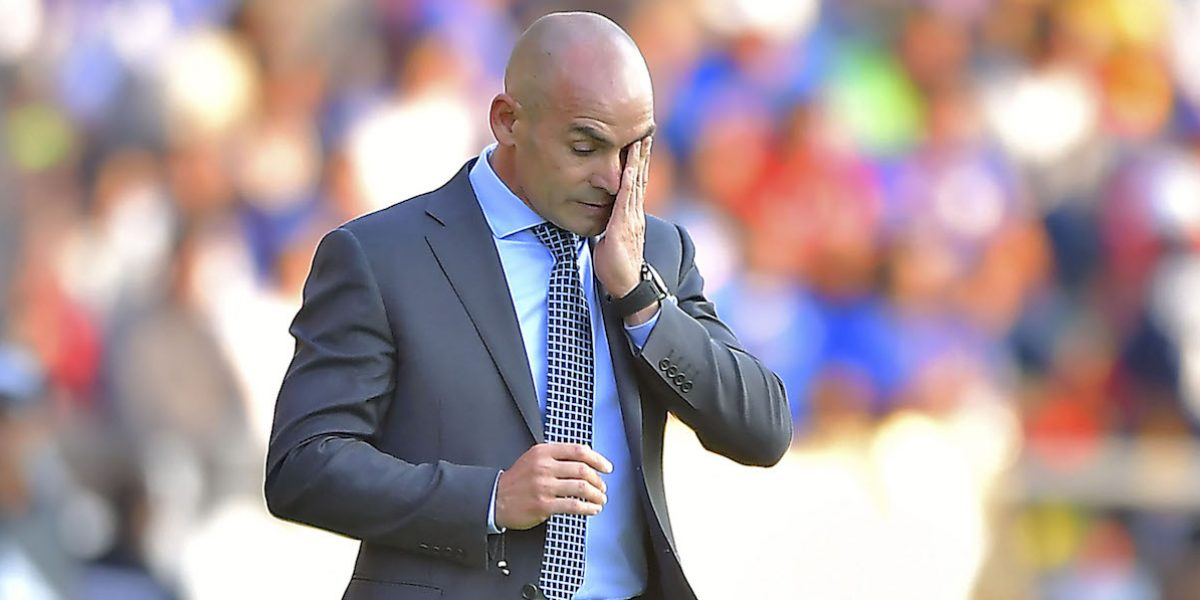Paco Jémez afirma que no es fracaso la eliminación de Cruz Azul