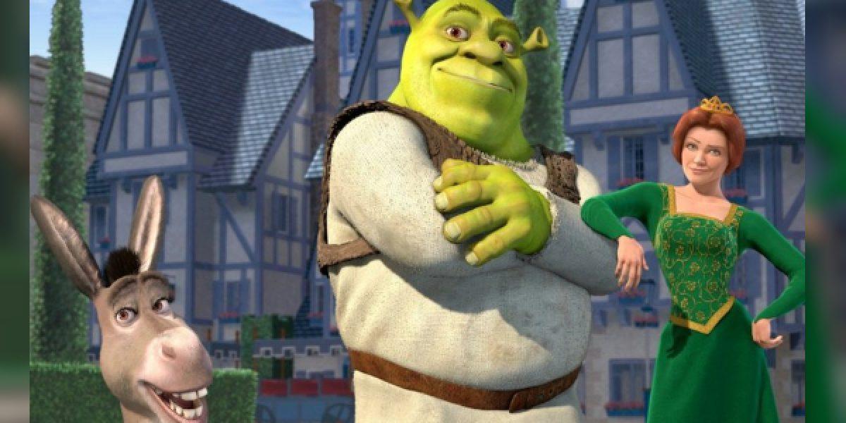 Shrek se reinventará en la quinta película de la franquicia animada