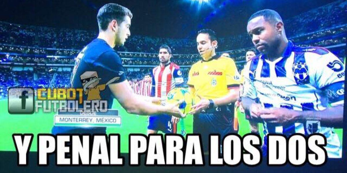 Los memes del Monterrey vs. Chivas en la Copa MX