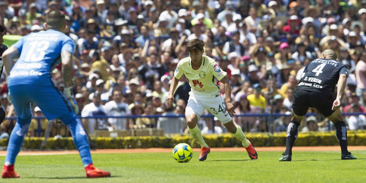América permitirá que Diego Lainez juegue con el Tricolor