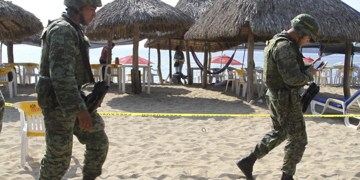 Refuerzan seguridad en principales destinos turísticos del país por Semana Santa