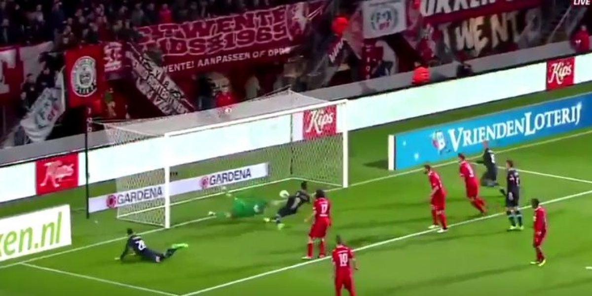 VIDEO: Héctor Moreno marca en el empate del PSV