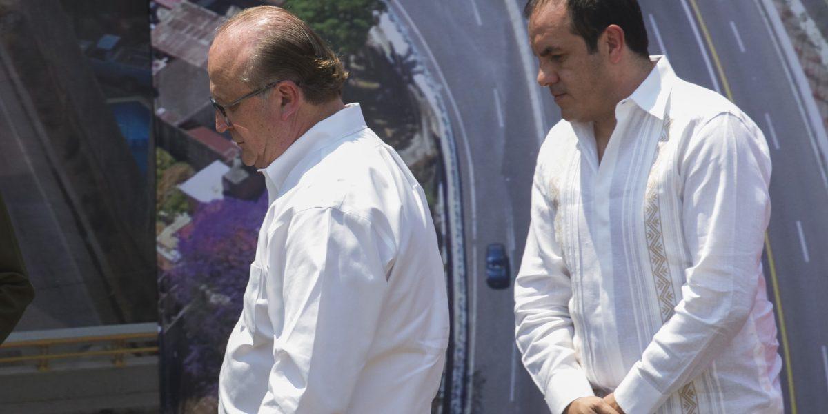 GracoRamírez es como Javier Duarte: Cuauhtémoc Blanco