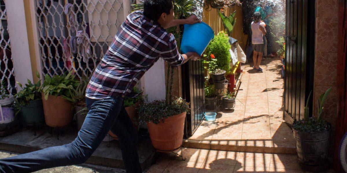 Descartan cortes en suministro de agua durante Semana Santa