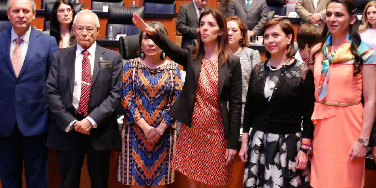 Pese a críticas, ratifican a Paloma Merodio en INEGI