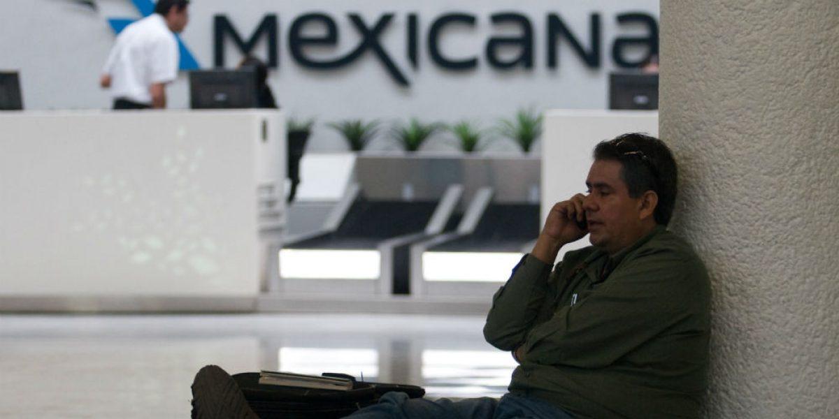 Mexicana de Aviación pagará 159 mdp a ex empleados tras quiebra