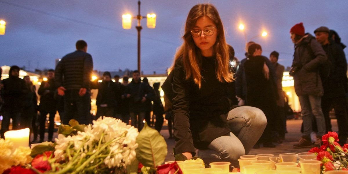 Rusia: Policía desactiva otra bomba en San Petersburgo, eran cómplices de atacante suicida