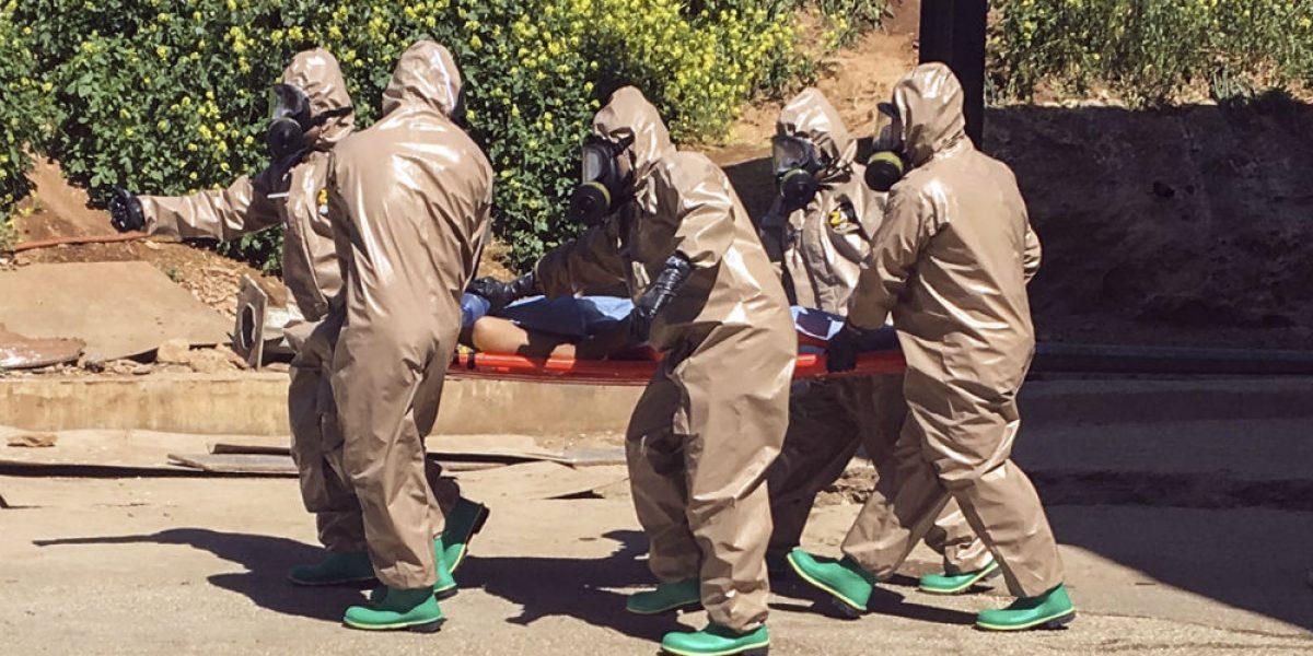 Autopsias confirman ataque químico en Siria; suman 86 muertos