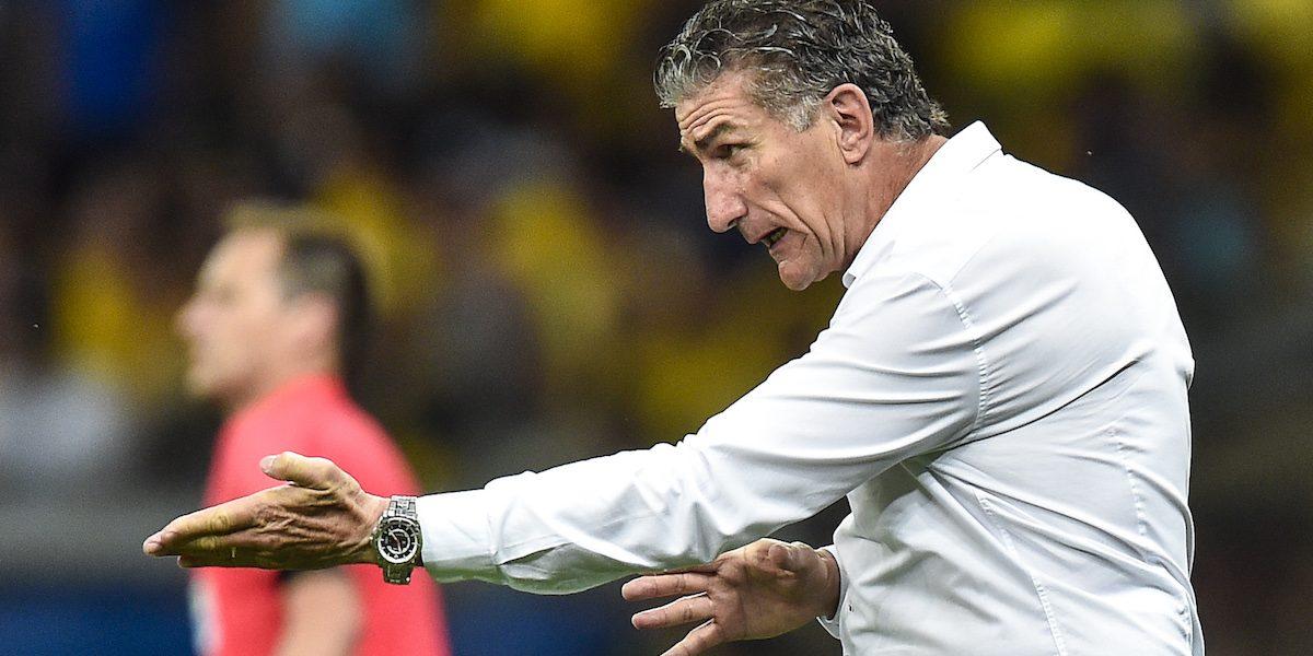 Argentina tiene entrenador para el resto de las eliminatorias rumbo a Rusia 2018