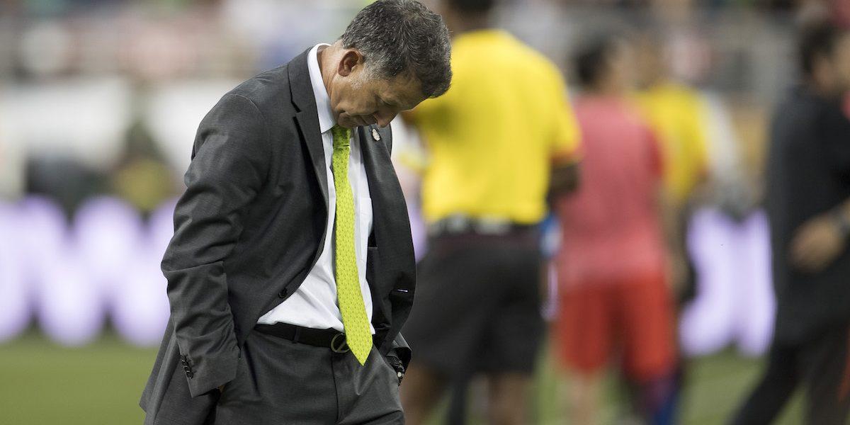 Osorio revela cómo le cambió la vida el 7-0 que sufrió México ante Chile