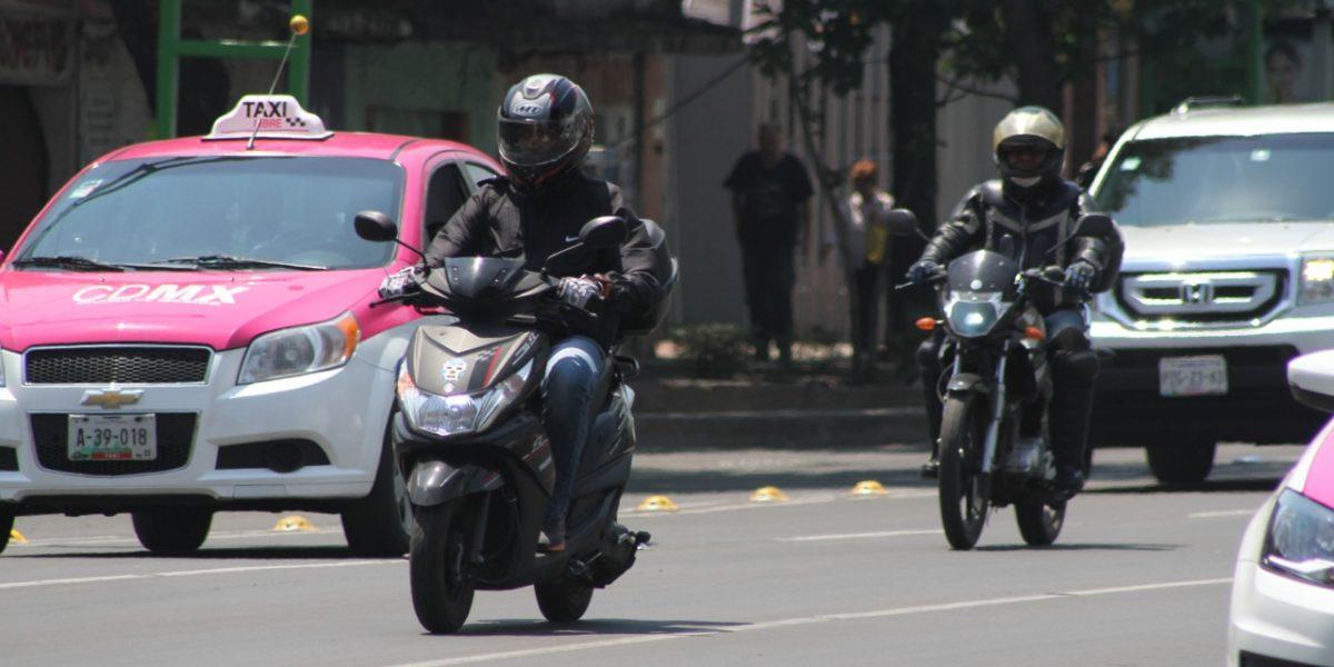 Planean dos tipos de licencias para motociclistas
