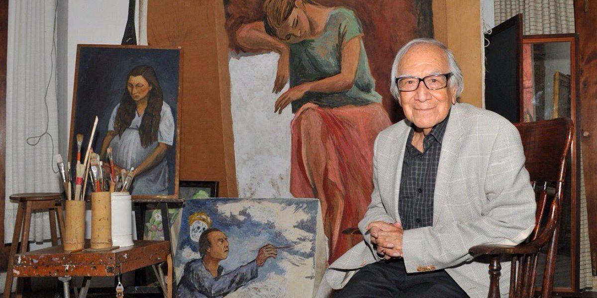 Muere el pintor mexicano Arturo García Bustos